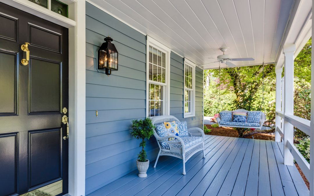 Get ROI With An Outdoor Living Space